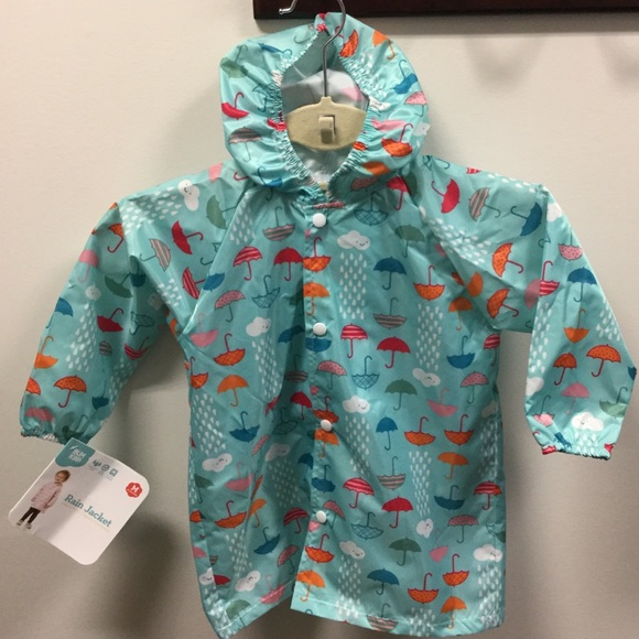 choose official shop for authentic hot-selling authentic Bumkins Kids Toddler Baby Rain Jacket